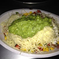 Photo taken at Chipotle Mexican Grill by Cassidy B. on 8/17/2012