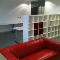 Photo taken at Northern Design Centre by Alex L. on 2/13/2012