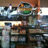 Photo taken at Cafe' Amazon by Thana P. on 7/27/2012