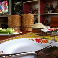Photo taken at อีสานตำนัว by ภาณุวัฒน์ พ. on 7/29/2012