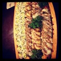 Photo taken at Sushi Ya by Tori M. on 3/29/2012