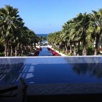 Photo taken at The St. Regis Punta Mita Resort by Cynthia F. on 3/23/2012