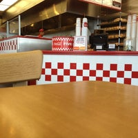 Photo taken at Five Guys by Lawrence G. on 7/21/2012