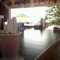 Photo taken at Dockers Waterfront Restaurant & Bar by Frank R. on 8/24/2012