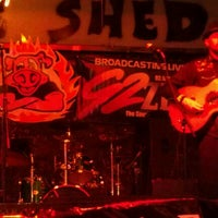 Photo taken at The Shed by Brandon P. on 8/14/2012