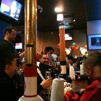 Photo taken at Buffalo Wings & Rings by Jesus M. on 4/28/2012