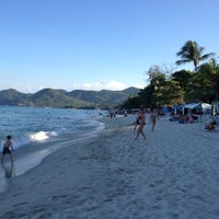 Photo taken at Chaweng Beach by Beau M. on 8/12/2012