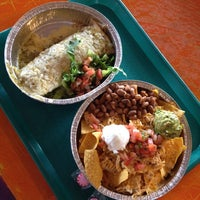 Photo taken at Cafe Rio Mexican Grill by Laurie H. on 8/18/2012