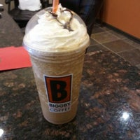 Photo taken at BIGGBY COFFEE by Cori A. on 3/15/2012