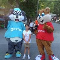 Photo taken at Knoebels Amusement Resort by Thomas H. on 6/26/2012