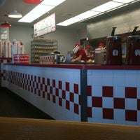 Photo taken at Five Guys by Chris S. on 3/31/2012
