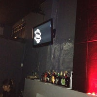 Photo taken at BLACK BAR by ℰmiԍdiȏ on 8/11/2012