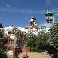 Photo taken at Disney's Blizzard Beach Water Park by Tobin F. on 7/29/2012
