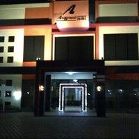 Photo taken at Hotel Anggraeni by Agung N. on 7/15/2012
