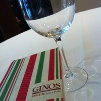 Foto tomada en Ginos por Eder D. el 4/29/2012