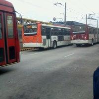 Photo taken at Terminal Parque Dom Pedro II by Eduardo G. on 7/23/2012