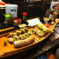 Photo taken at Sapporo Japanese Restaurant by Brandi L. on 5/26/2012