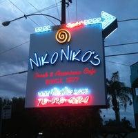 Photo taken at Niko Niko's by Andrew P. on 3/21/2012