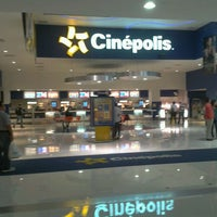 Photo taken at Cinépolis by Bert L. on 2/11/2012