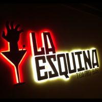 Photo taken at La Esquina Teatro Bar by Douglas O. on 4/21/2012