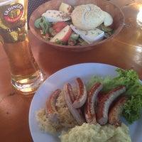 Photo taken at Stein's Bavarian Restaurant by Simon L. on 5/26/2012