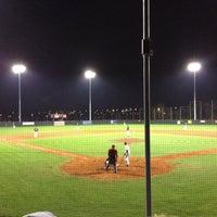 Das Foto wurde bei Mainz Athletics Ballpark von Stefan S. am 3/30/2012 aufgenommen