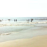 Photo taken at Tybee Island by Anthony D. on 9/2/2012
