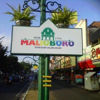 Photo taken at Malioboro by Seto E. on 8/29/2012