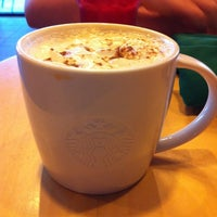 Photo taken at Starbucks by Jessica M. on 9/3/2012
