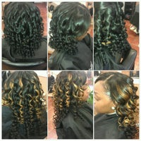 Photo taken at The Perfect Weave Salon by Toni R. on 9/1/2012