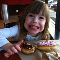Photo taken at Dunkin' Donuts by Chris M. on 2/17/2012