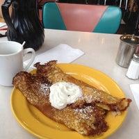 Photo taken at Pamela's P&G Diner by Jason 6. on 7/28/2012
