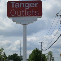 Photo taken at Tanger Outlet Riverhead by AA M. on 7/28/2012