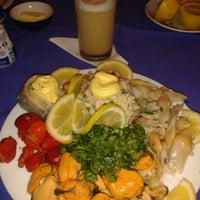 Photo taken at Restaurant La Aguada by Rodrigo D. on 8/2/2012