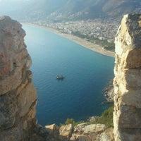 7/1/2012 tarihinde uur k.ziyaretçi tarafından Alanya Kalesi'de çekilen fotoğraf