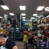 Photo taken at Guitar Center by Ronaldo M. on 7/14/2012