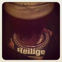 Photo taken at Heilige Brew Pub by Juliana F. on 6/24/2012