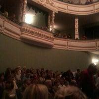 Photo taken at Могилёвский драматический театр by Vera N. on 7/19/2012
