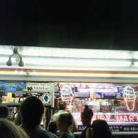 Photo taken at Page Dairy Mart by Rob T. on 7/23/2012