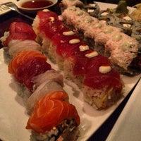 Das Foto wurde bei Oishii von Hippo! am 6/7/2012 aufgenommen