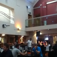 Photo taken at The Montagu Pyke (Wetherspoon) by Peter F. on 9/1/2012
