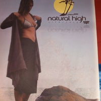 Photo taken at Natural High Lifestyle by Tyler H. on 4/4/2012