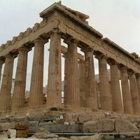 Photo taken at Acropolis of Athens by Lotte S. on 8/10/2012