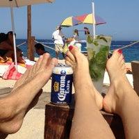 Photo taken at ME Cabo by Ulyana Z. on 8/3/2012