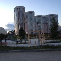 Photo taken at Могилевский дворик by Maxim S. on 7/27/2012