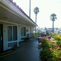 Photo taken at Hotel Milo Santa Barbara by James L. on 9/8/2012