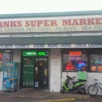 Photo taken at Hank's Super Market by mark m. on 2/13/2012