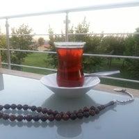 Photo taken at Veranda by Serkan K. on 8/22/2012