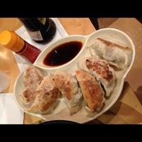 Photo taken at Menya Japanese Noodle Cafe by Kevin T. on 8/27/2012