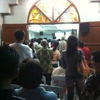 Photo taken at Chapel of Kristus Aman by Nicholas A. on 4/6/2012